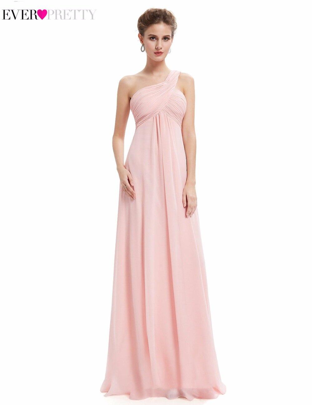 Liquidación] dama de honor larga vestidos siempre Pretty HE09816 A ...
