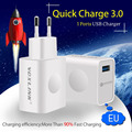 [Qualcomm Certified] VOXLINK Quick Charge 3.0 18W USB Wall Fast Travel Charger w/Cable For Samsung HTC Xiaomi QC2.0 Compatible