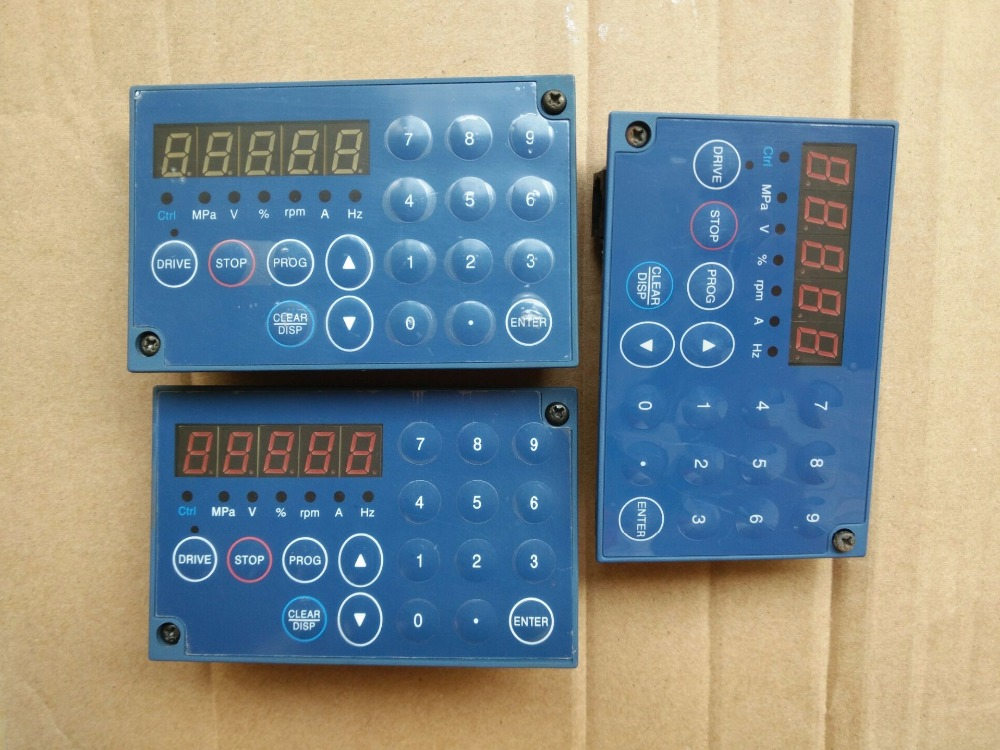 Second-hand inverter SPF/SHF operation display panel SOP-05 and S0P-05  цены