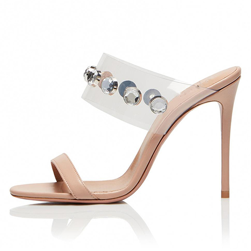 Popular-PVC-transparent-pointed-women-shoes-crystal