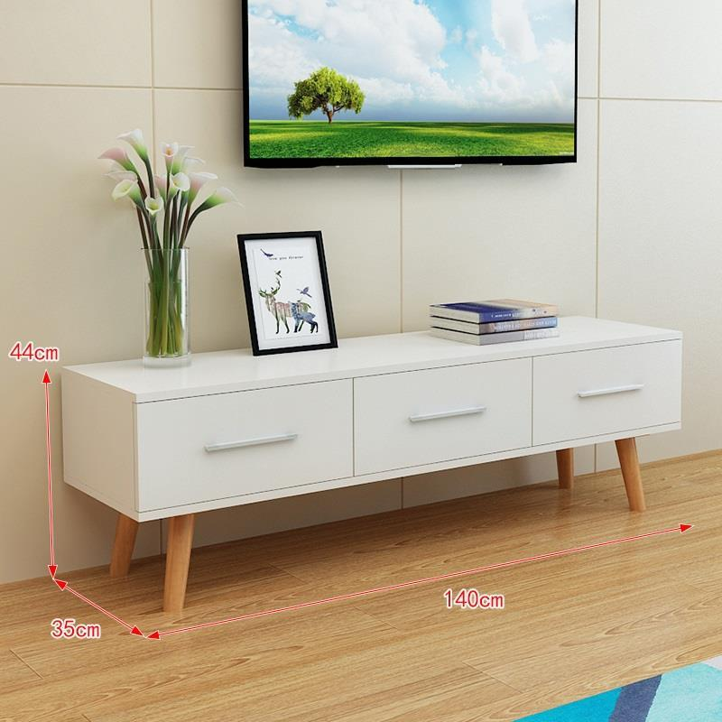 Lemari Tele Painel Para Madeira Moderne Flat Screen Led European Wooden Meuble Living Room Furniture Monitor Mueble Tv Stand in TV Stands from Furniture