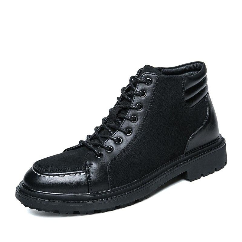 italian cool unique men motorcycle boots shoes luxury brand men's leather high top dress moccasins designer oxford shoes for men (6)