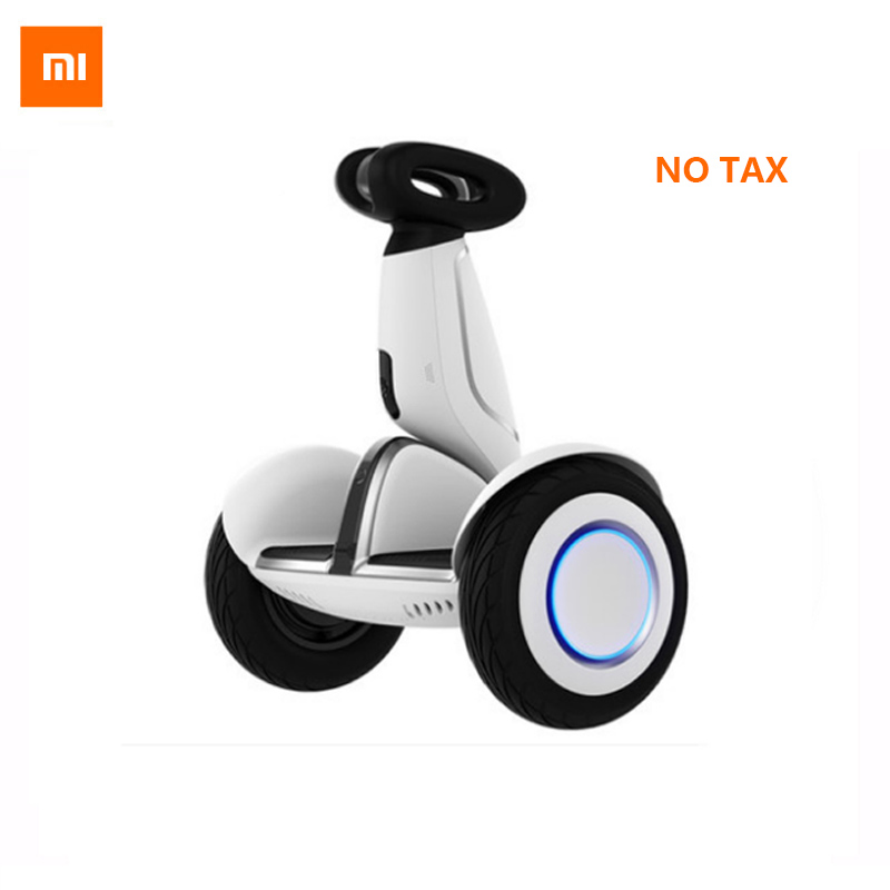 Xiao mi Plus Electric 11 inch Self Balancing Scooter WHITE