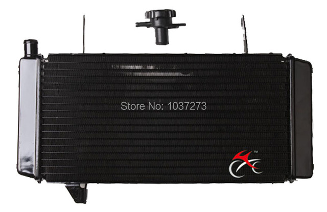 Motorcycle Radiator cooler for Suzuki SV1000S SV1000 SV 1000 2003-2008