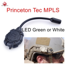 Night Evolution Princeton Tec MPLS Helmet Light Modular w/ Molle Mount Military Combat Outdoor Flashlight NE 05012