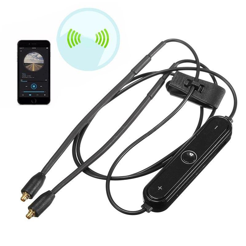 bilder für Hohe Qualität Bluetooth 4,1 Wireless Adapter Mit Micro Usb-kabel Neue Bluetooth Empfänger Kabel Für Shure SE215 SE535 SE425 SE846