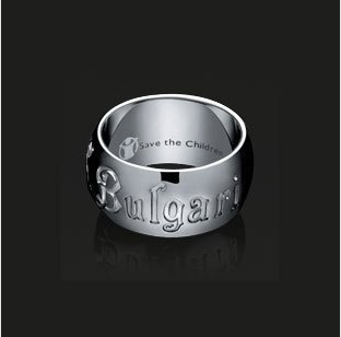 "Korean classic style 316L titanium steel silver lover's dual wide rings man meaning ""save children"" - Cici's Friends store"