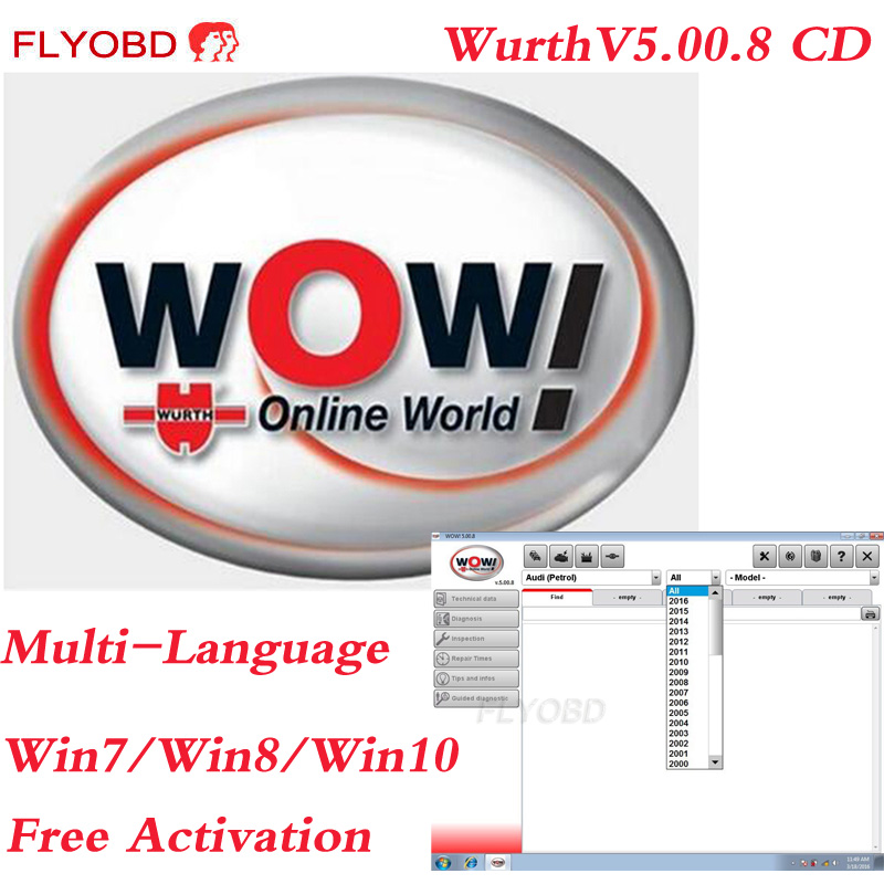 wurth wow 5008 keygen download