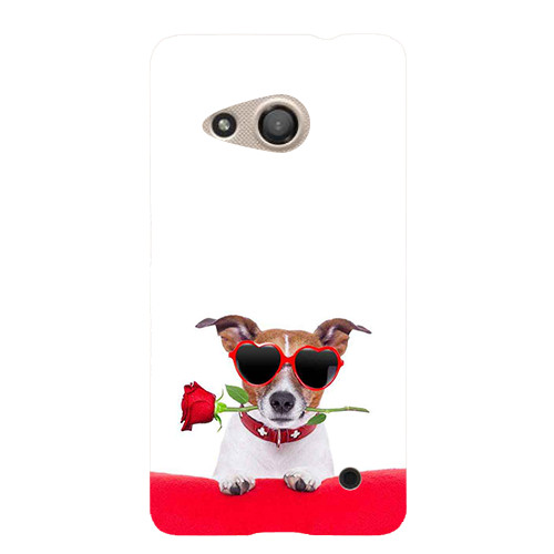 For Nokia Microsoft Lumia 550 Case Hard Plastic Pattern Colored Cases Fashion Printing Phone Bag Flower Shell Game of Thrones 7
