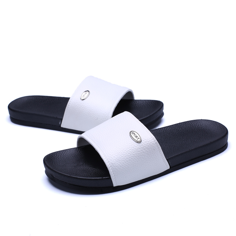 Mens Flip Flops Summer Men's New Style Rubber Soft Shoes Outdoor - Men's Shoes - Photo 5