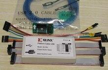 Xilinx Platform Câble USB FPGA CPLD Télécharger le débogueur Soutien le JTAG Esclave Série SPI est stable
