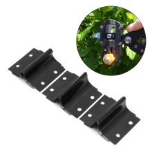 3Pcs/set U/V/Omega Type Steel Blade Garden Grafting Machine Pruning Cutting Tool