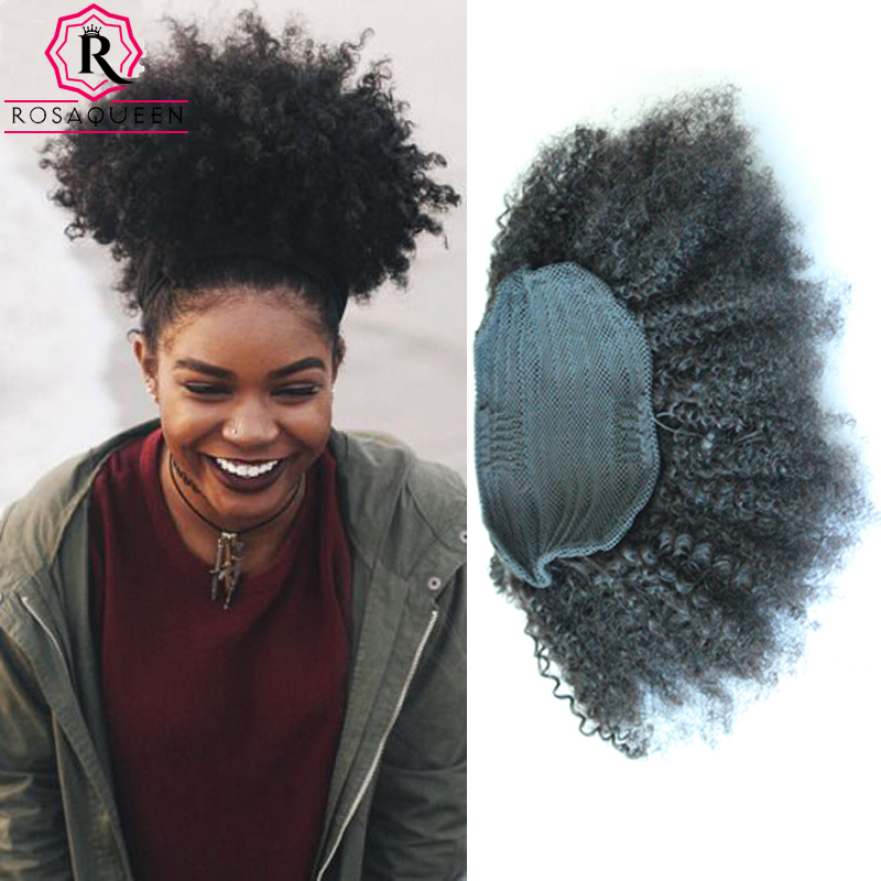 Ponytail Extension For Black Women