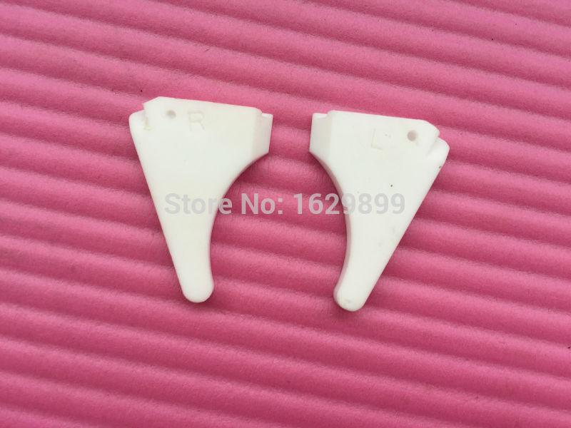 1 paire = 2 pièces joints En Téflon pour système kompac III 90850 kompac joints d'amortissement pour GTO46 GTO52 MO Practika 00/01