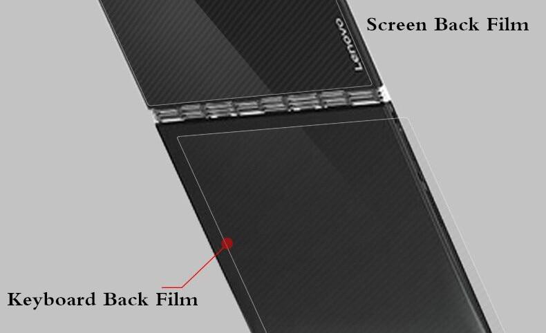 Seluruh Film Pelindung Untuk Lenovo Yoga Book 10.1 Inch Tablet PC - Aksesori tablet - Foto 6