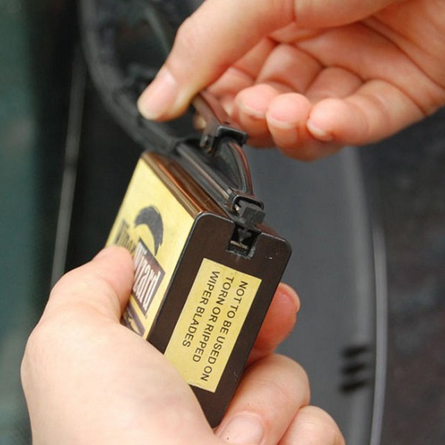 Herramienta de reparación del limpiaparabrisas del coche de CHIZIYO
