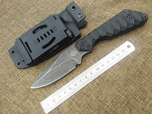 New outdoor Tactical Fixed blade Knife 9Cr13Mov Blade G10 Handle Stone Wash Hunting Camping straight Knife survival EDC Tools