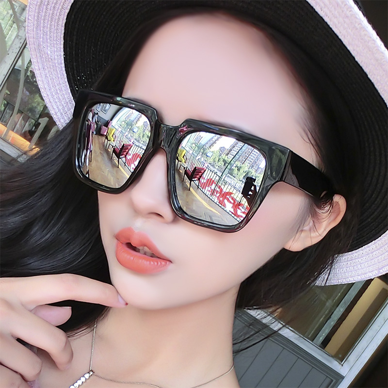 New arrival Brand Designer Fashion Women Anti-Reflective Sunglasses Oversize Flat Top Vintage Sun Glasses Eyewear wholesale new arrival women s sunglasses women anti reflective fashion vintage brand female retro sun glasses for lady oversize wholesale