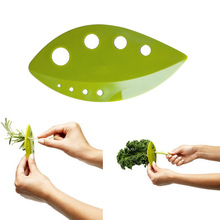 Greens Herb Stripper Loose Leaf Herb Stripper Vegetable Tool