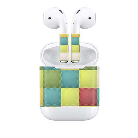 6e573a1fcf4 Custom design decal for Apple Airpods vinyl decal skin sticker-in ...