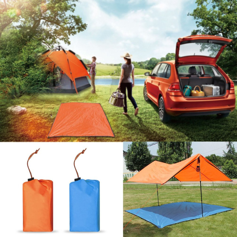200x150cm large portable outdoor activities picnic camping for Outdoor crafts for camping