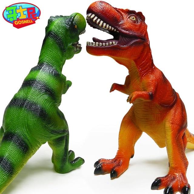 2018 new novel extremly large Inflatable dinosaur toys photoelastic for tyrannosaurs child gift toys free shipping