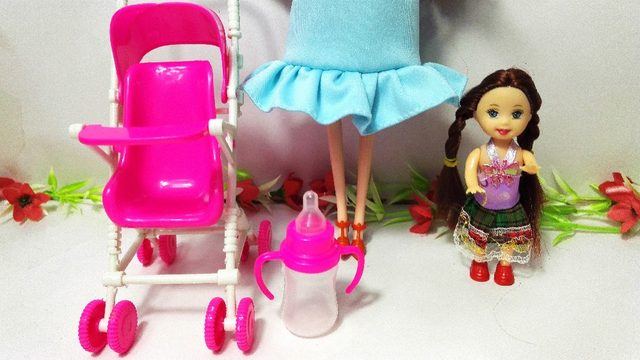 Tienda Online Venta caliente muñecas muebles niños jugar casa ...