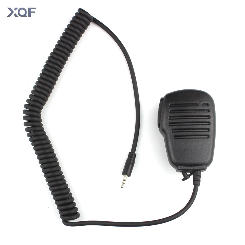 Rainproof Shoulder Remote Handheld Speaker Microphone For COBRA CXT545 CXT425 CXT225 Two Way Radio Walkie Talkie