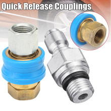 Pressure Washer Cleaner Quick Connector Release 1/4F Coupling op-340-(G1/4)