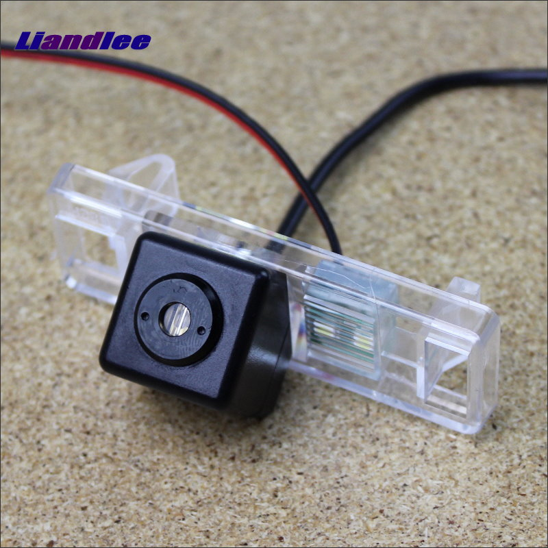 Liandlee Car Tracing Cauda Laser Light For Peugeot 3008 / 3008CC 5D Crossover 2008~2012 Special Anti Fog Lamps Rear Lights speed test counting module for smart tracing car yellow