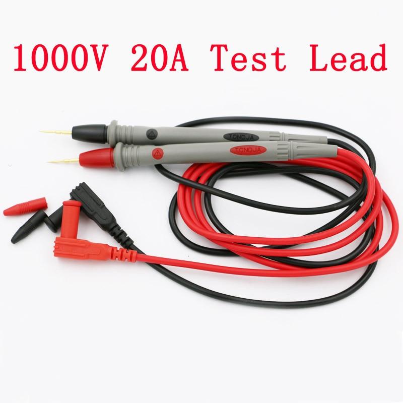 Digital Multimeter 20a 1000v : Aliexpress buy pcs lot digital multimeter