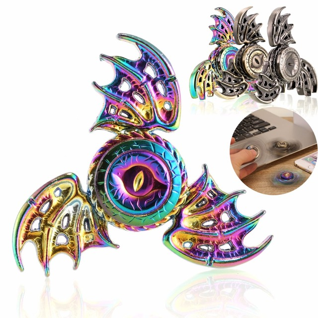 High-Speed Dragon Tri-Spinner Game of Thrones Toy