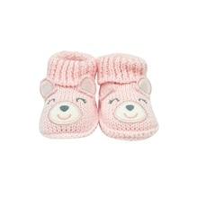 Носки для малышей с изображением Льва и медведя; носки для малышей от 0 до 3 месяцев; обувь для новорожденных; обувь для девочек и мальчиков; удобные хлопковые носки с рисунками животных для малышей