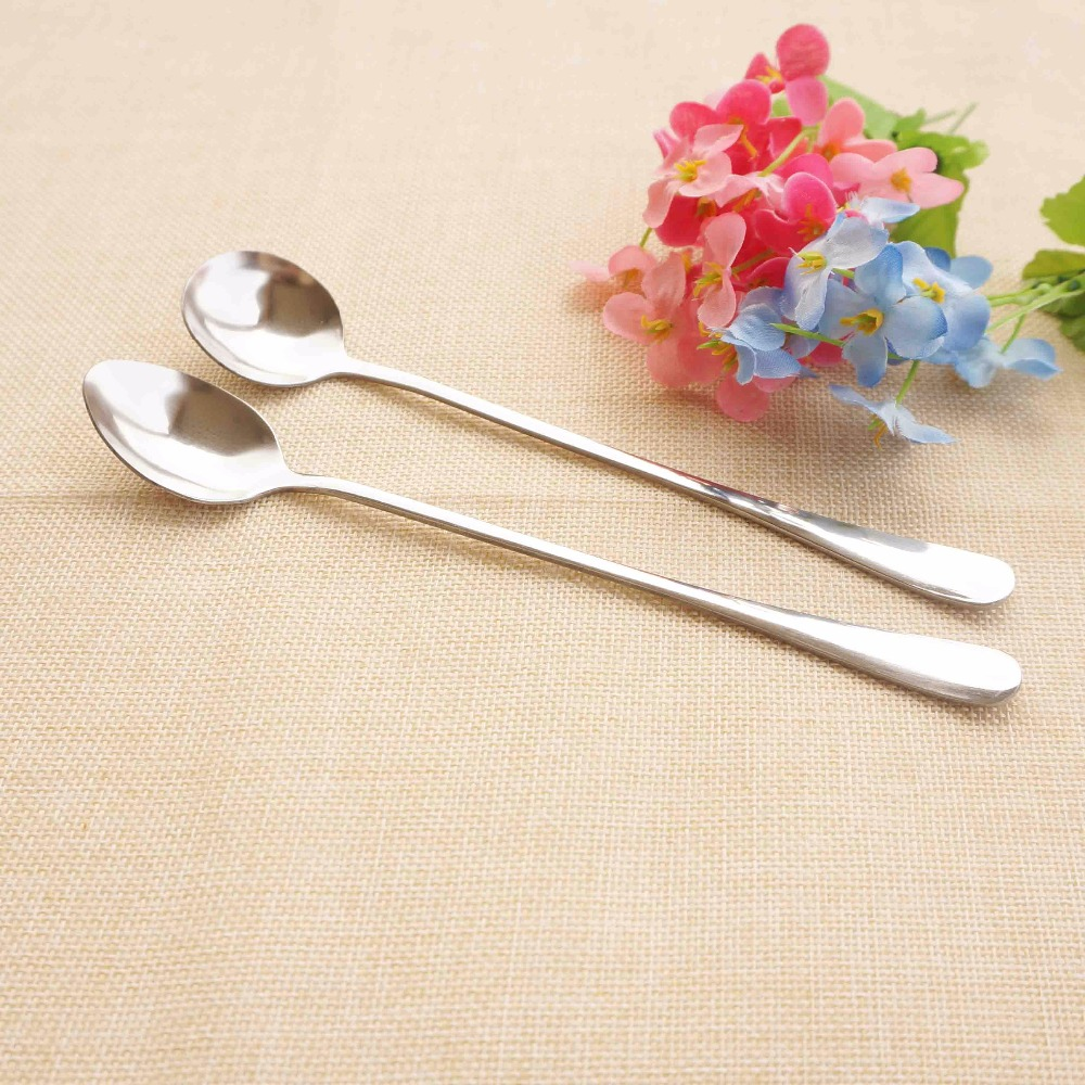 Stainless Steel Coffee Spoon Multifunctional Cocktail ...
