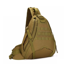 Outdoor Sports Bags Men Travel Shoulder Bag Backpack Tactical Chest Pack 14 Laptop Bag Riding Mountaineering