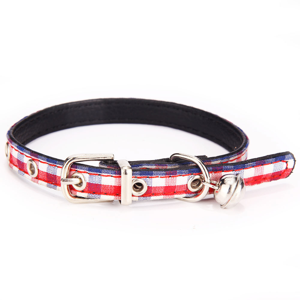 Cat Collar With Bell Dog Collar For Cats Puppy Collars For Cats Kitten Cat Collar Pet Lead Dog Leashes Pet Supplies Pet Products (6)