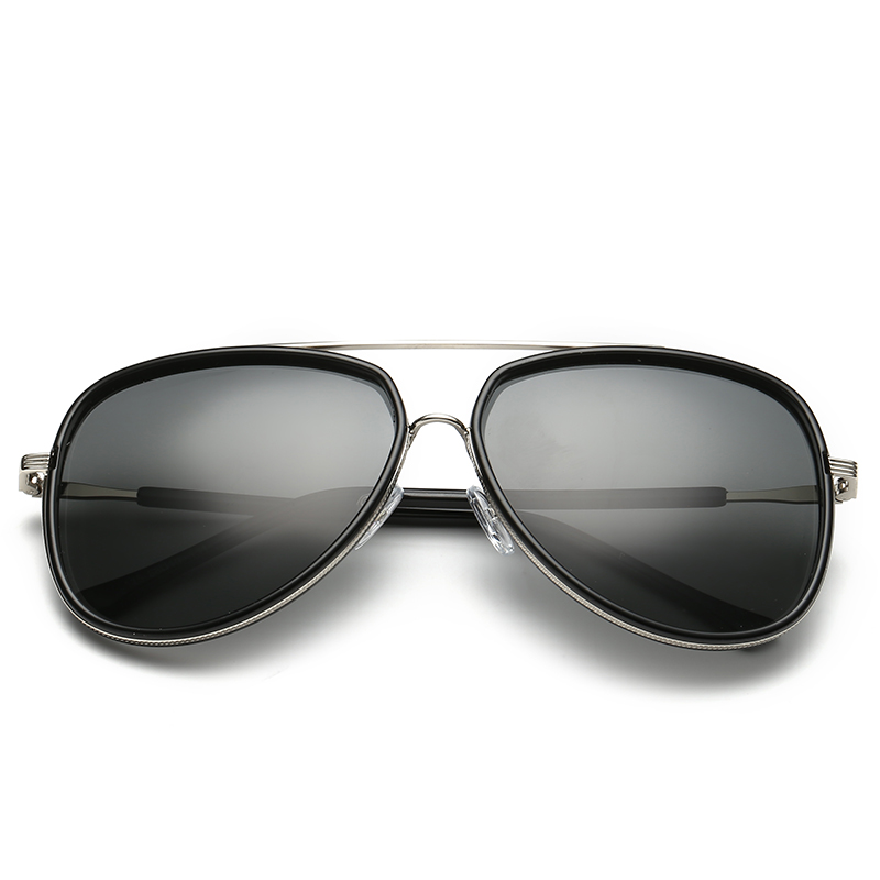 Oversized Aviators Sunglasses  por flat top aviator sunglasses flat top aviator