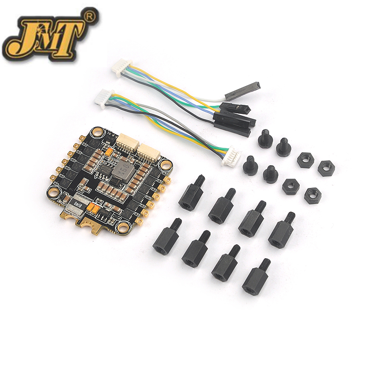 BS430 ESC 30A 3-6S 4 in 1 BLHeli-S firmware Dshot 4x30A F3 F4 Fly-tower Speed Controller for FPV Racer Camera RC Drone bs430 esc 30a 3 6s 4 in 1 blheli s firmware dshot 4x30a omnibus f3 f4 fly tower speed controller for fpv racer camera rc drone