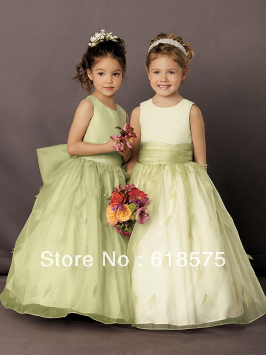 87310e5717c Teen Flower Girl Dresses Girls Purple Dress Baby Pink Couture White Tulle  Scoop Spaghetti Straps Sleeveless Sashes 2015 In Stock-in Flower Girl  Dresses from ...