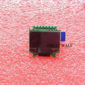 Image 1 - 20pcs 7pin 0.96 White OLED module 128X64 OLED LCD  Module For   0.96  SPI