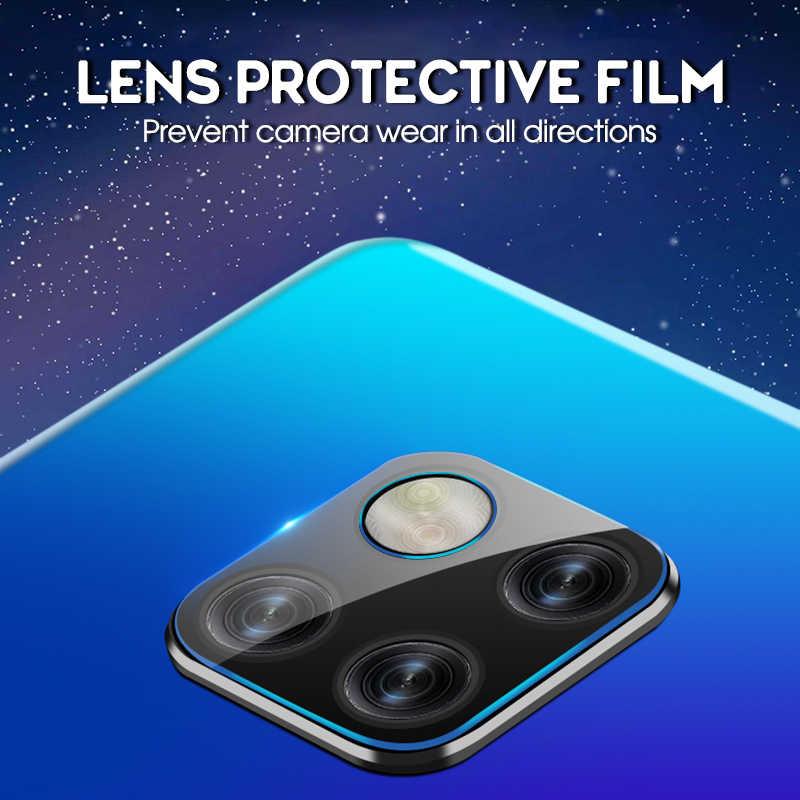Copertura completa Posteriore Dell'obiettivo di Macchina Fotografica di Vetro Temperato Per Huawei Honor Veiw20 7A 7C 8X10 Compagno di 20 10 Lite psmart P30 P20 Pro Pellicola Della Protezione