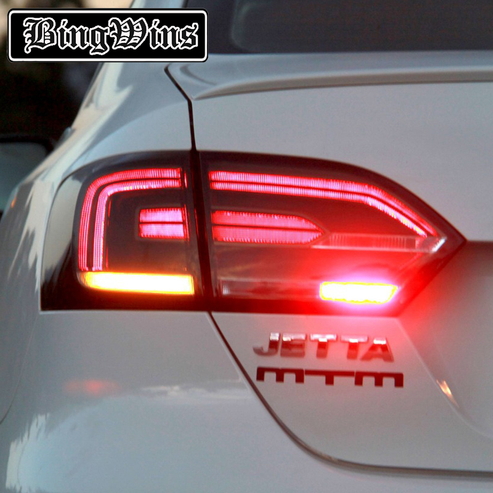 Volkswagen Jetta Price In Usa: Car Taillight For VW Jetta MK6 Tail Lights North America