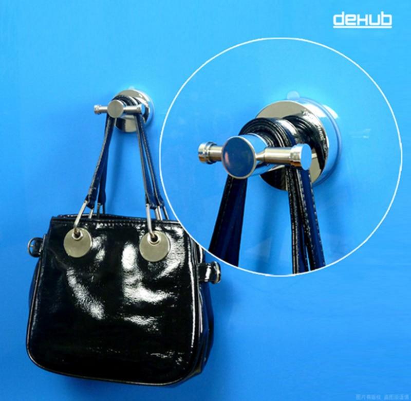 Kore DeHUB Vakum Emme Çanta Kanca Giysi Için Su Geçirmez Banyo - Evdeki Organizasyon ve Depolama - Fotoğraf 4