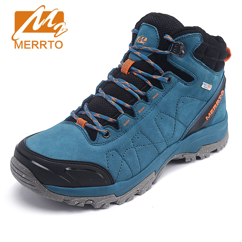 MERRTO Man's Outdoor Tactical boots Hiking Shoes Athletic Trekking camping Sneakers Waterproof Climbing Outventure Hunting Shoes merrto men waterproof leather hiking shoes outdoor trekking boots trail camping climbing high quality outventure hunting shoes