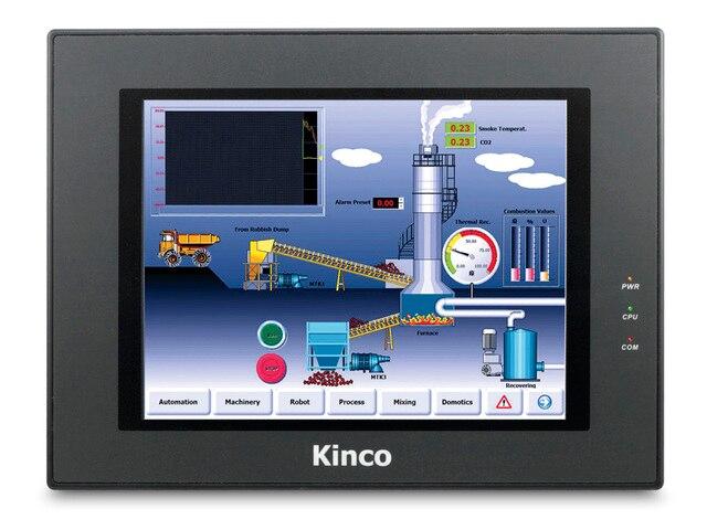 original neue kinco hmi mt4523t mit programm kabel. Black Bedroom Furniture Sets. Home Design Ideas