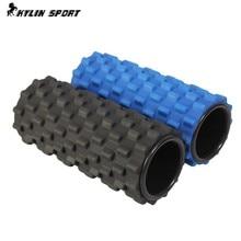 Hollow Foam Roller Yoga Massage hollow column deep relaxation bubble column shaft spike yoga column