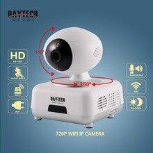 Daytech IP Wi-Fi Камера Беспроводной охранных Камера 720 P Wi-Fi Видеоняни и радионяни двухстороннее аудио Ночное видение инфракрасный DT-C8816