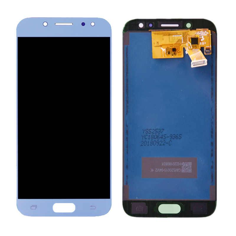 Có Thể Điều Chỉnh Độ Sáng Dành Cho Samsung Galaxy Samsung Galaxy J5 2017 J530 J530F SM-J530F Màn Hình Hiển Thị LCD + Tặng Bộ Số Hóa Cảm Ứng