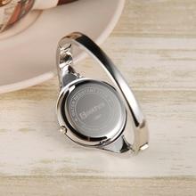 Relojes mujer 2017 Stainless steel Wristwatch Bracelet Quartz watch Woman Ladies Watches Clock Female Dress Relogio Feminino
