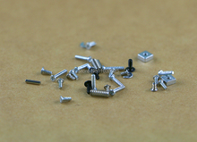 Complete Screw Screws Sets for 3DSLL 3DS LL 3DS XL 3DSXL